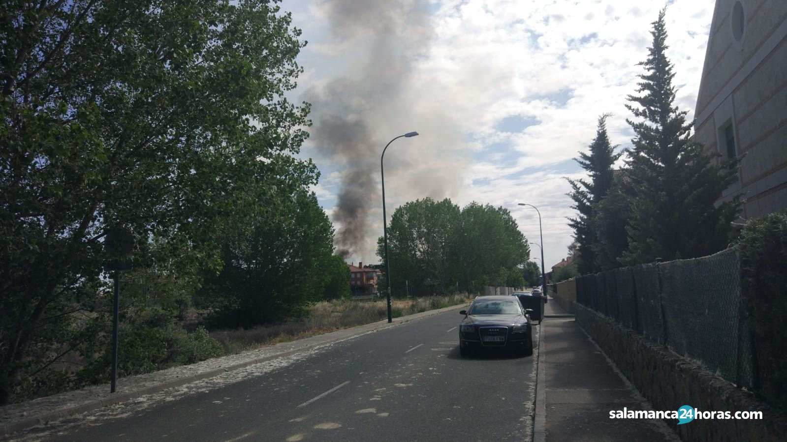 Incendio Villamayor 5