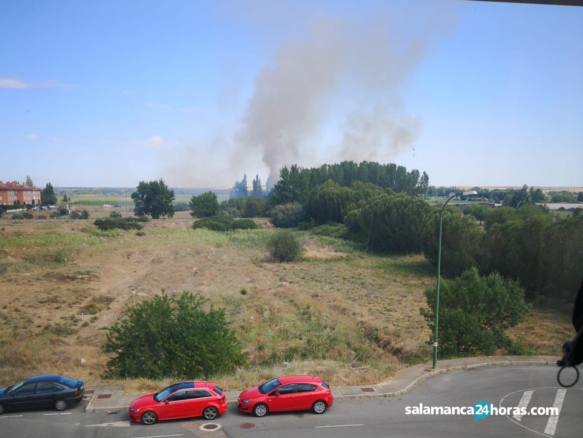 Incendio Villamayor 3