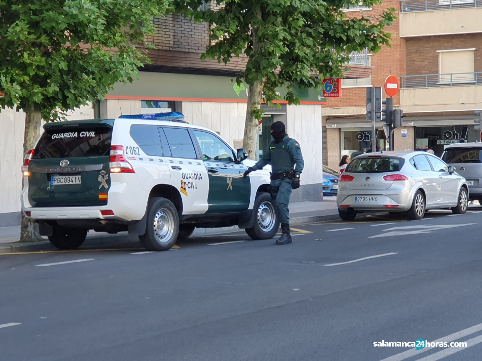 Redada Guardia Civil Avenida Villamayor (1)