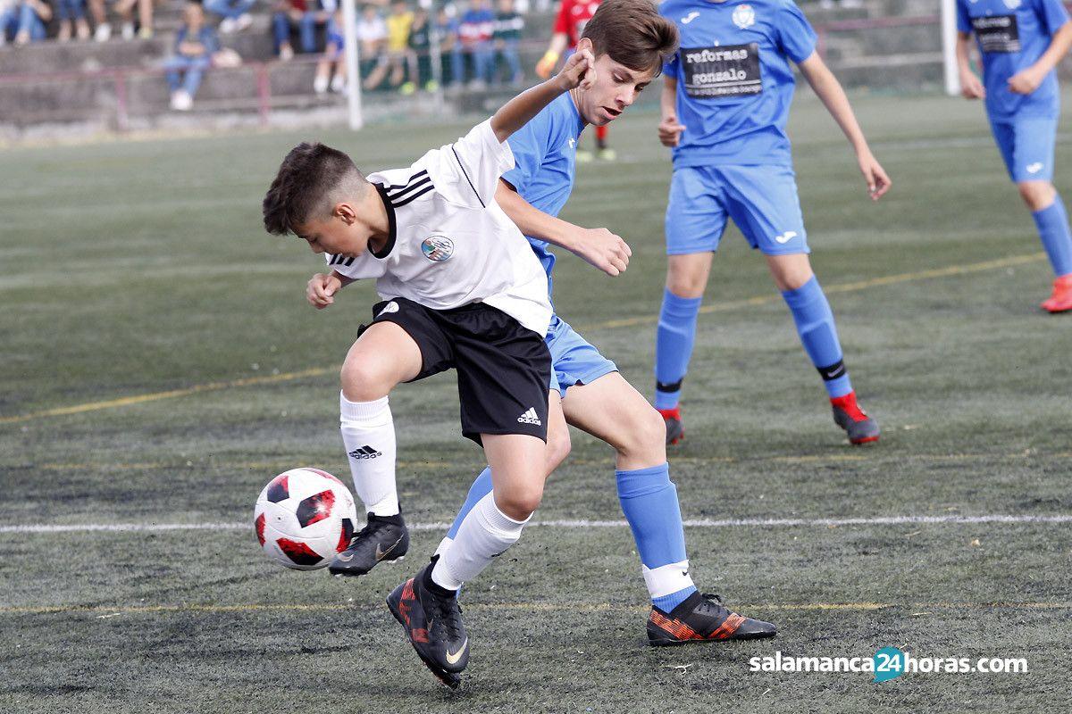 Ascenso a Regional Infantil Salamanca CF UDS ? Amor de Dios (13)