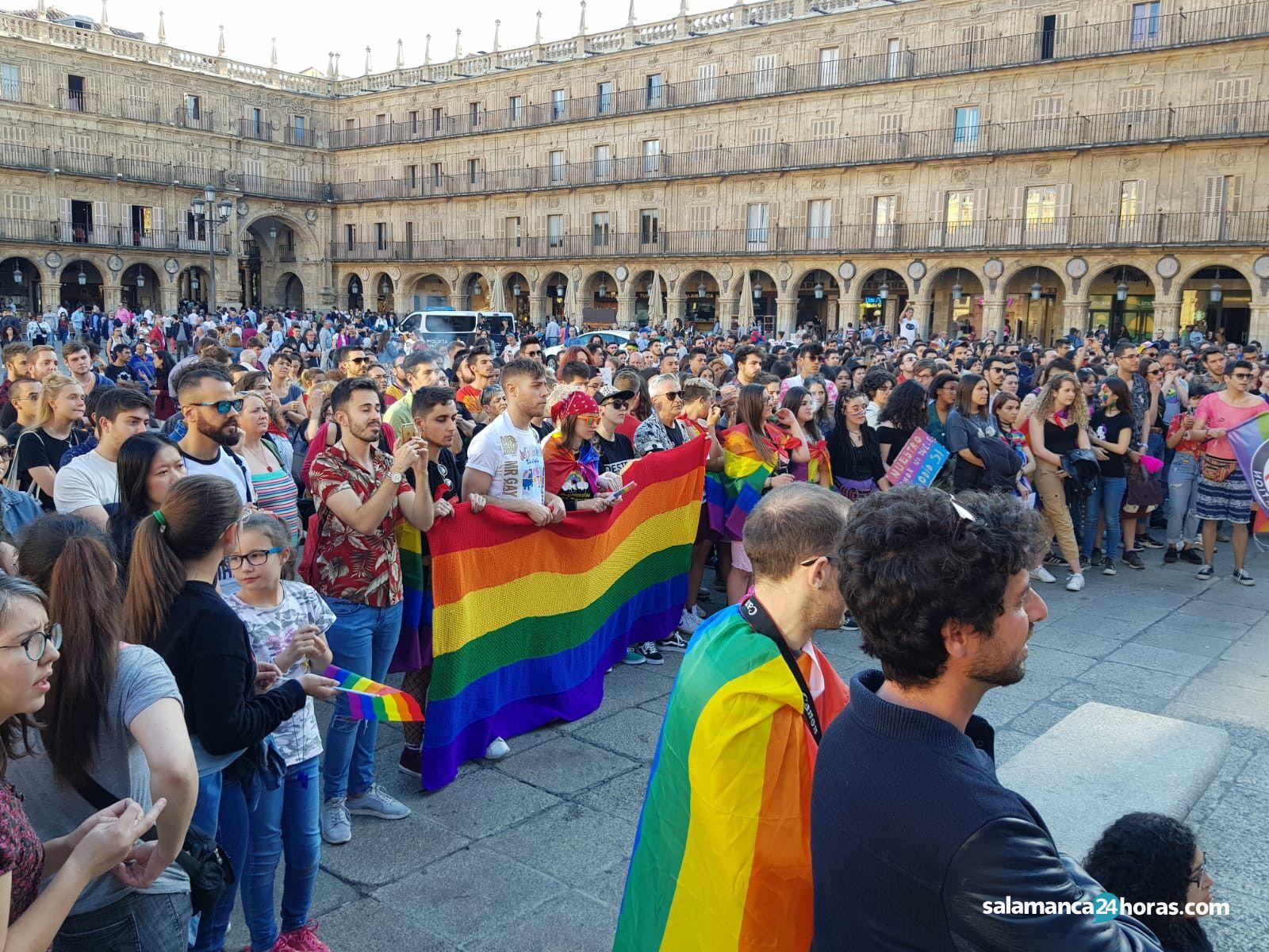 Manifestación Orgullo LGTB (2)
