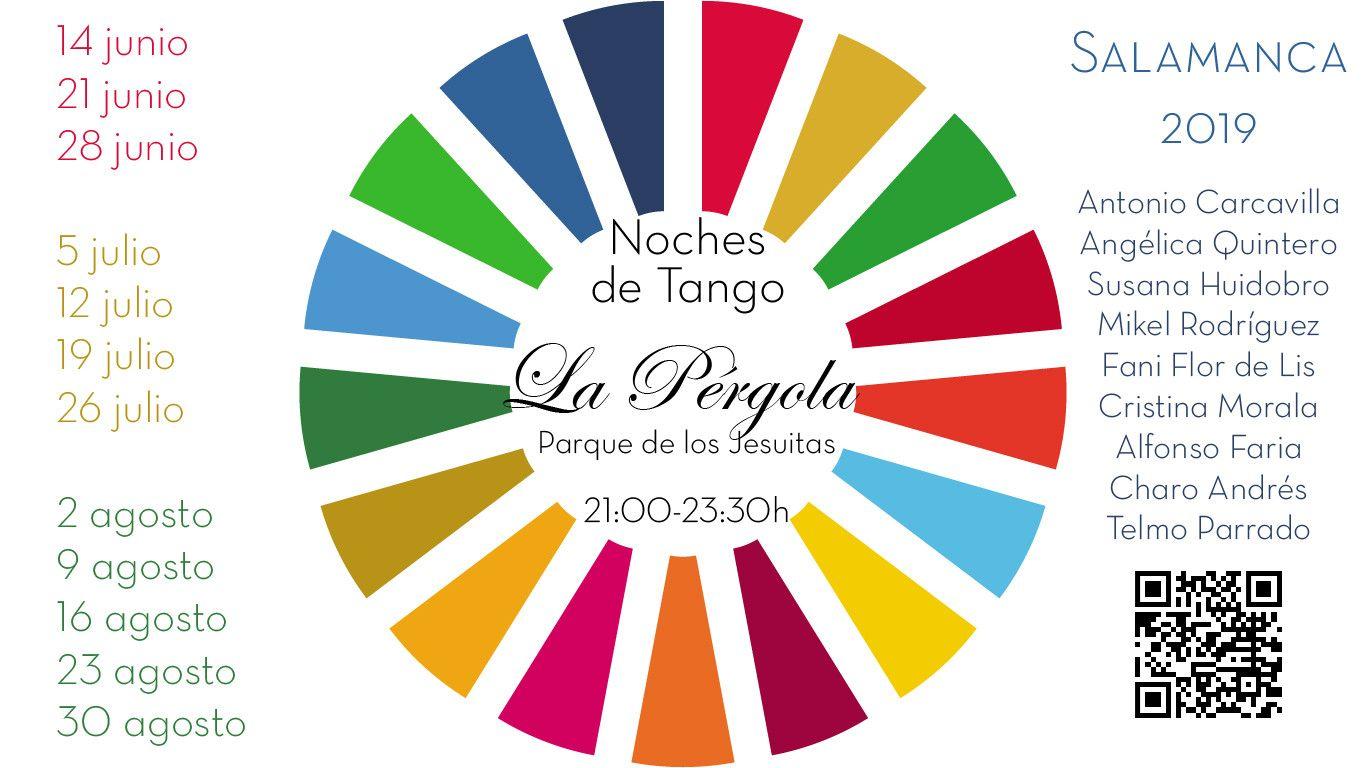 Cartel La Peu0301rgola 2019