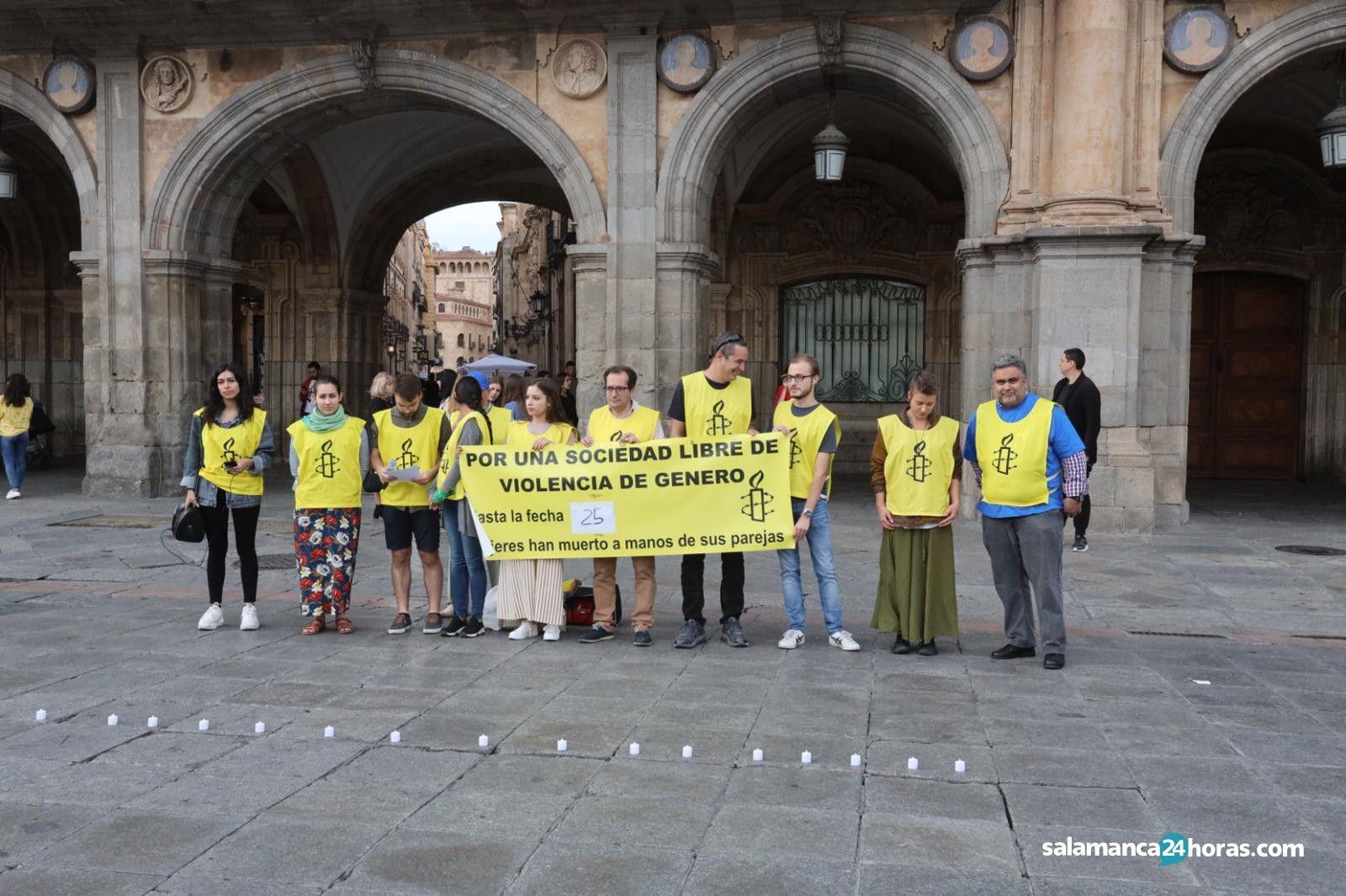 Amnistia Internacional Violencia Género 2