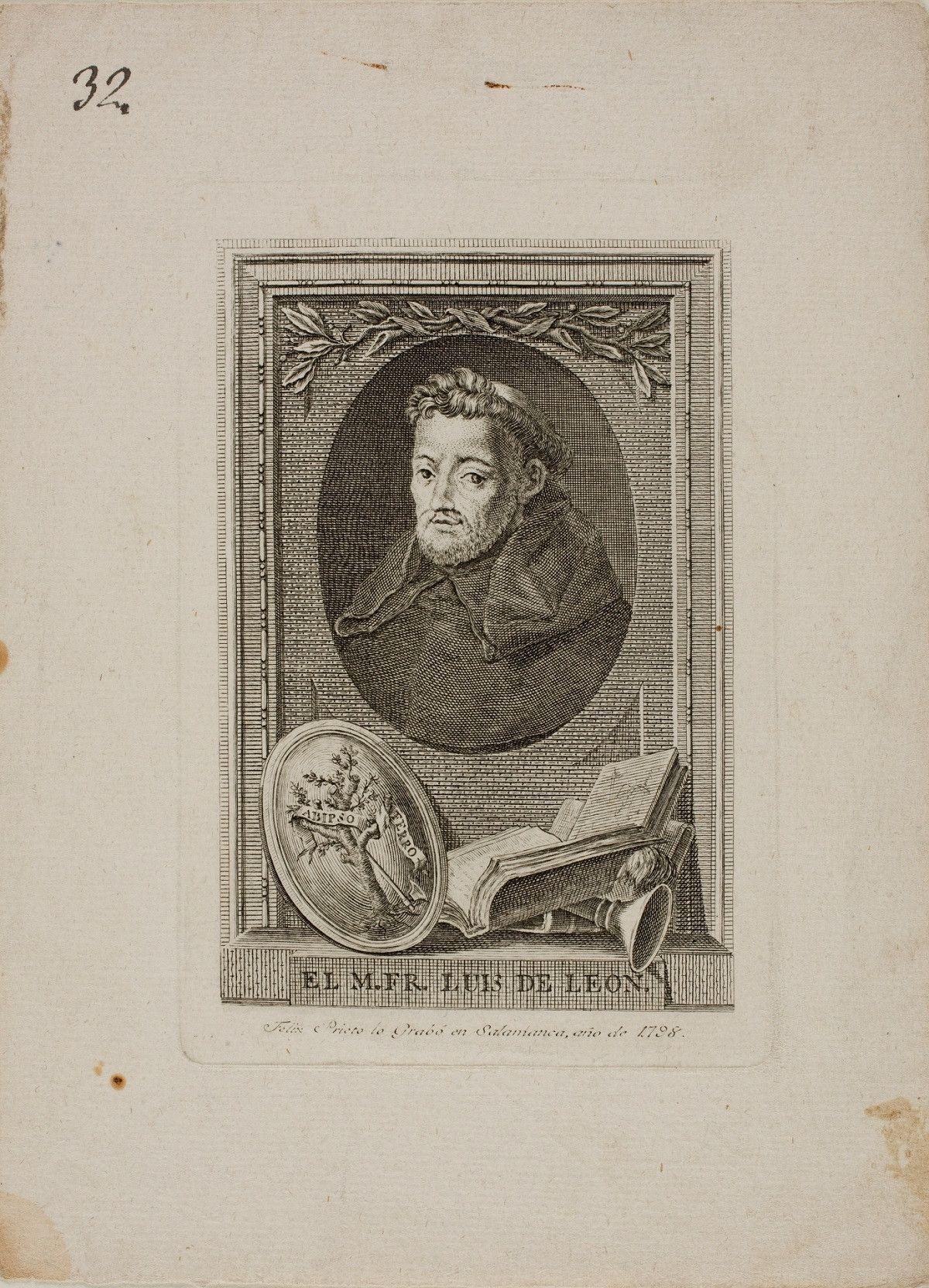 Fray Luis de Leu00f3n