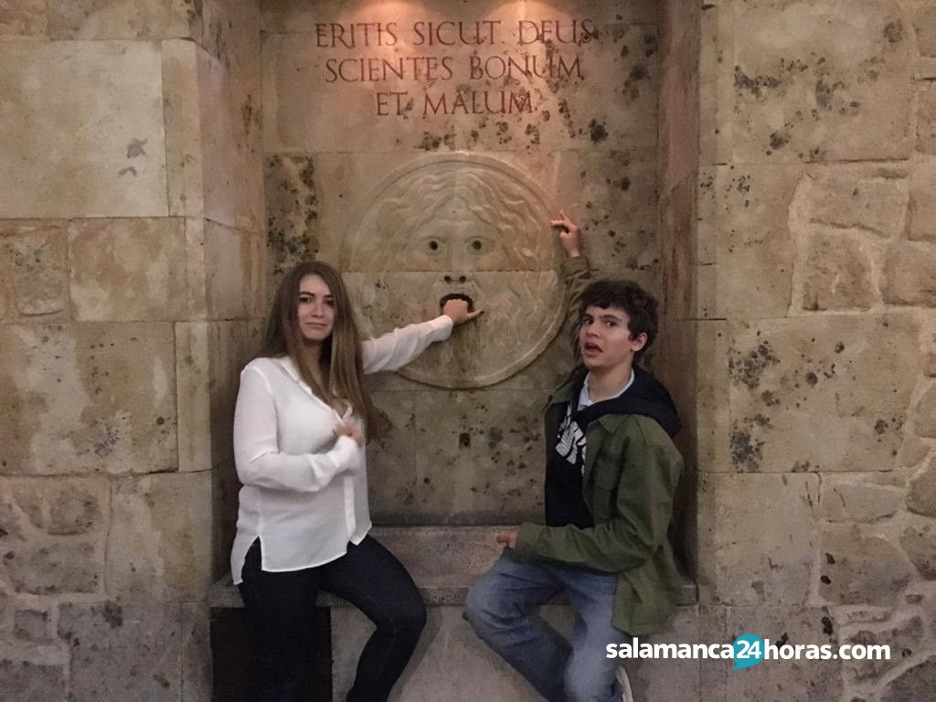 Carlota y Nano 'La que se avecina' (7)
