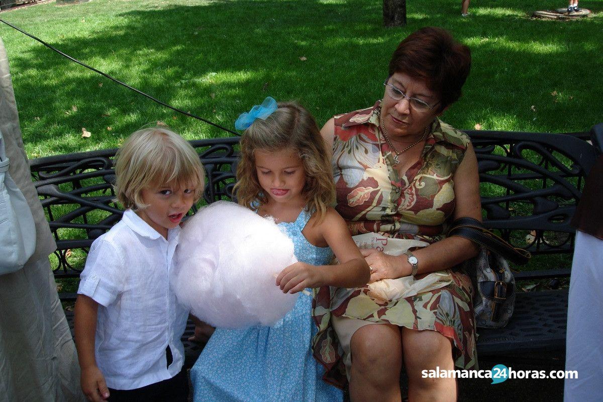 Carlota y Nano 'La que se avecina' (11)