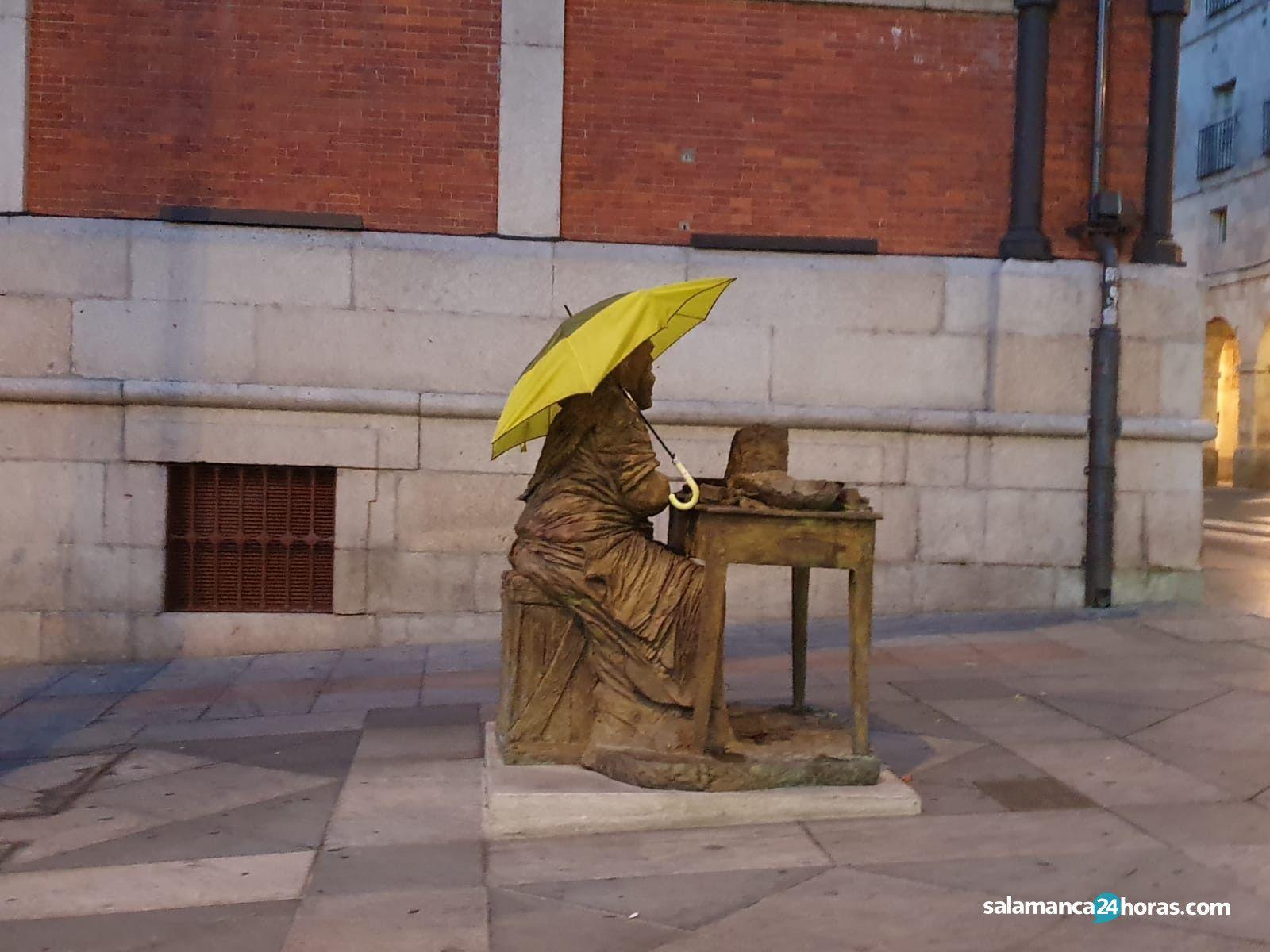 turronera paraguas
