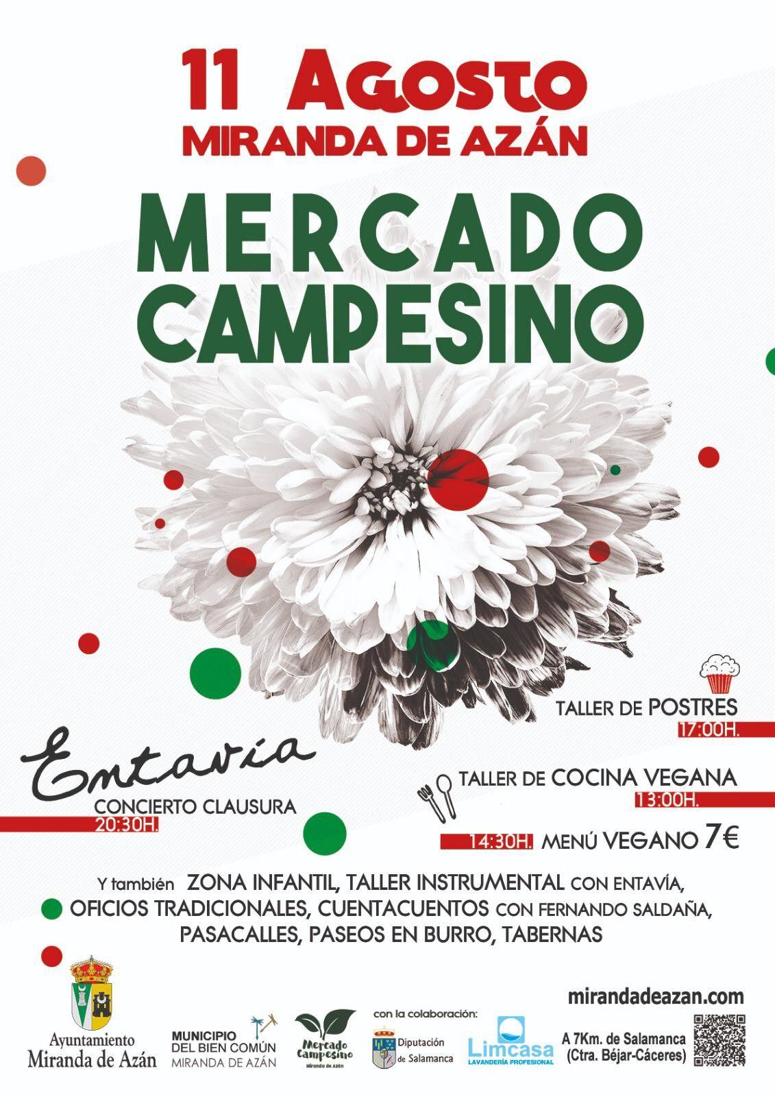 Mercado Campesino Miranda de Azu00e1n