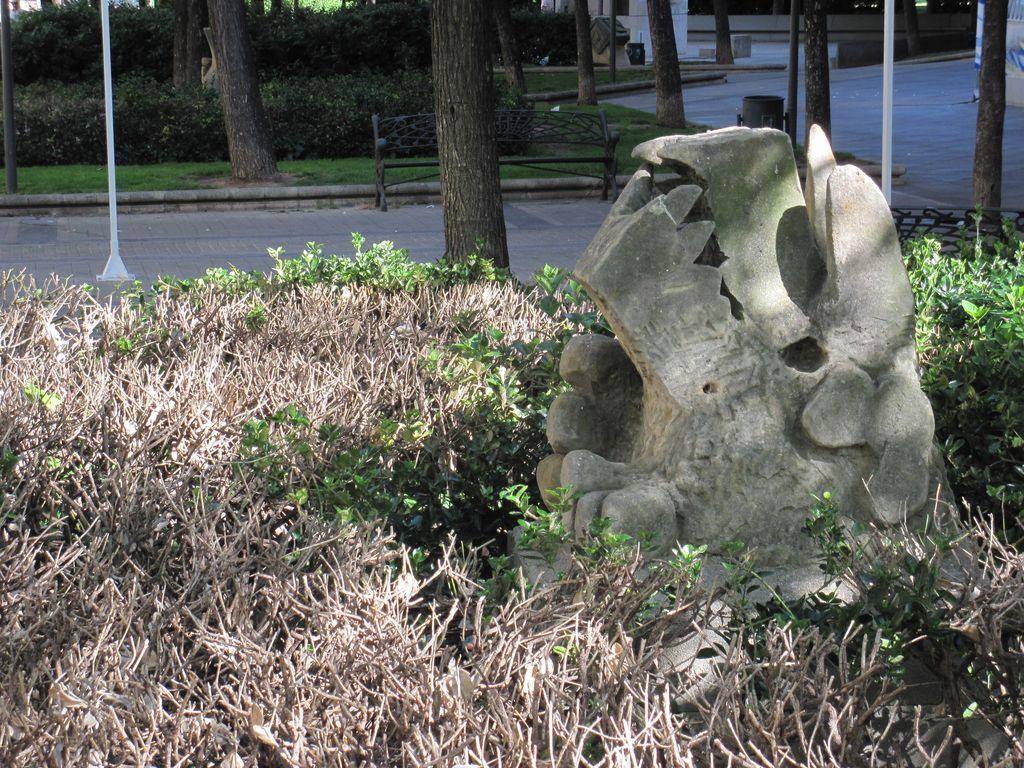 Esculturas cruz de caravaca (3)
