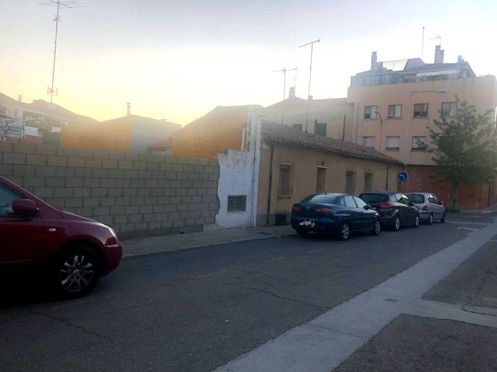 Calle Salud Primera Tejares