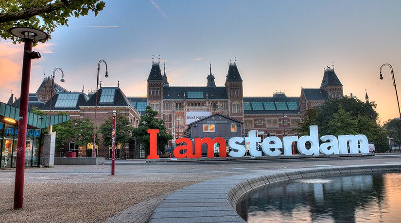 Ciudades Ámsterdam