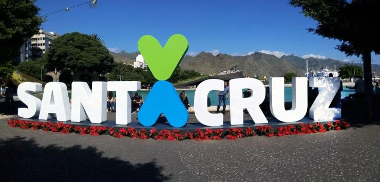 Ciudades Santa Cruz de Tenerife