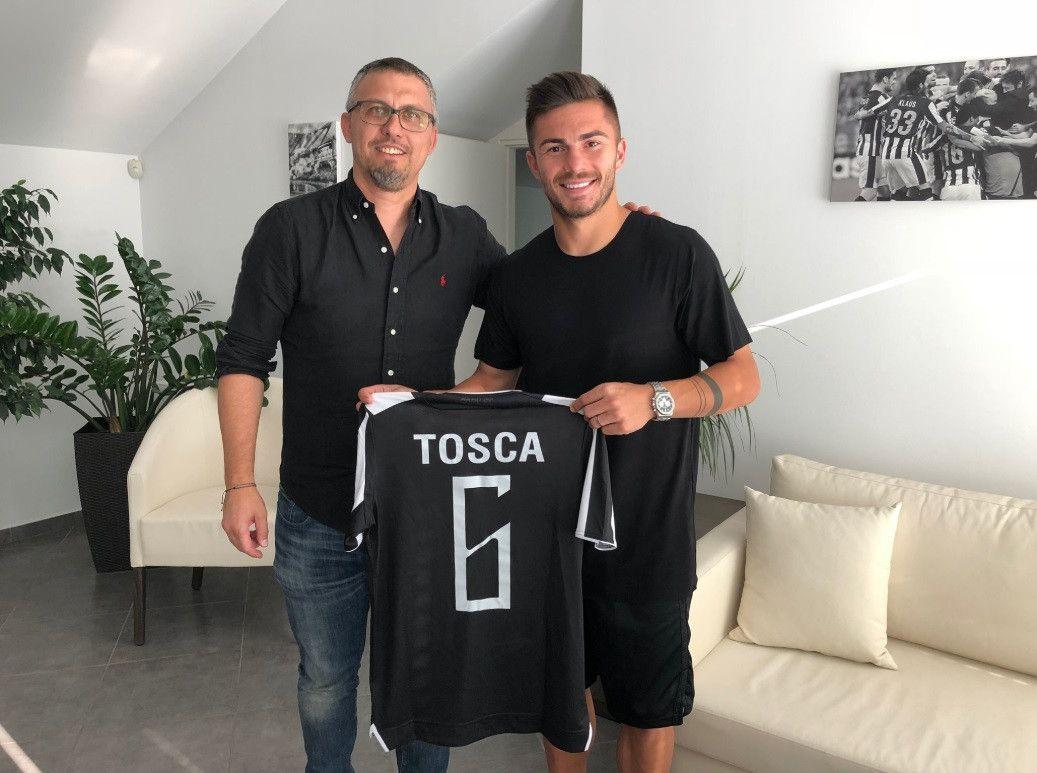 Lucian Marinescu y Tosca