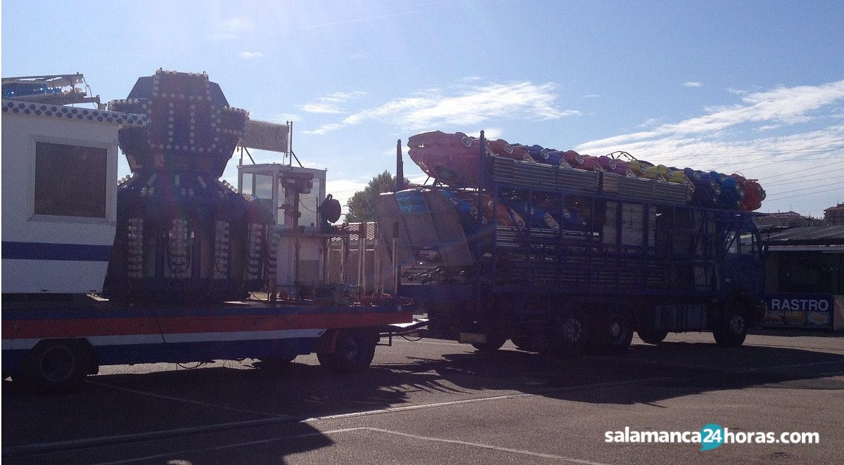 Camión Ferias en La Adehuela (1)