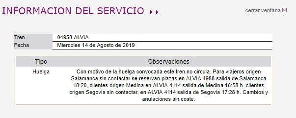 Alvia huelga 2