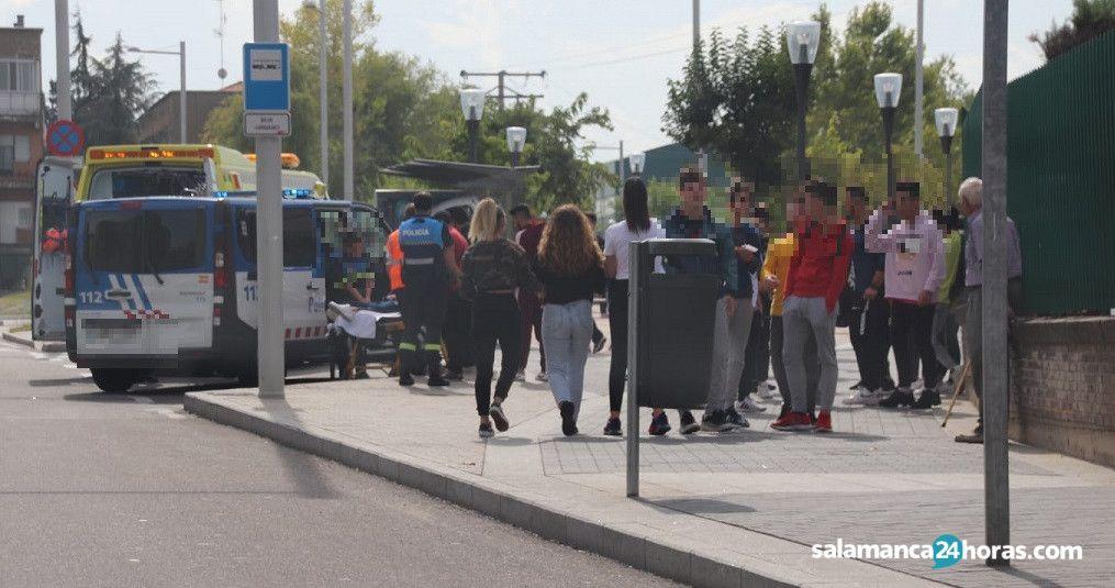 Accidente barrio San José (1)