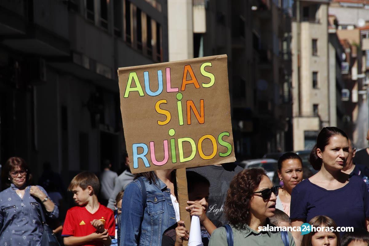 Protestas del colegio Juan Jaén (27)