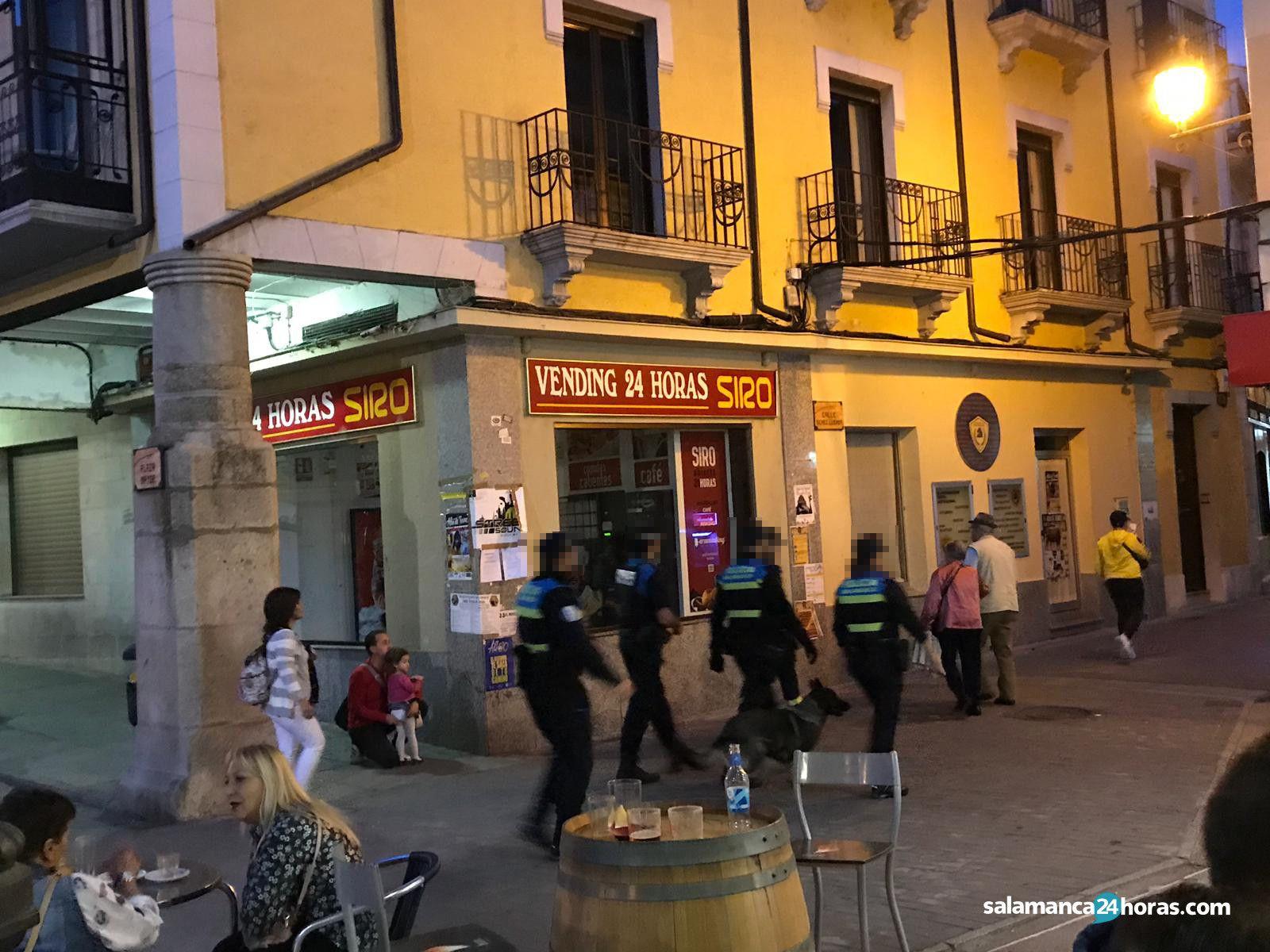 Policía Local de Salamanca en Alba de Tormes (15)