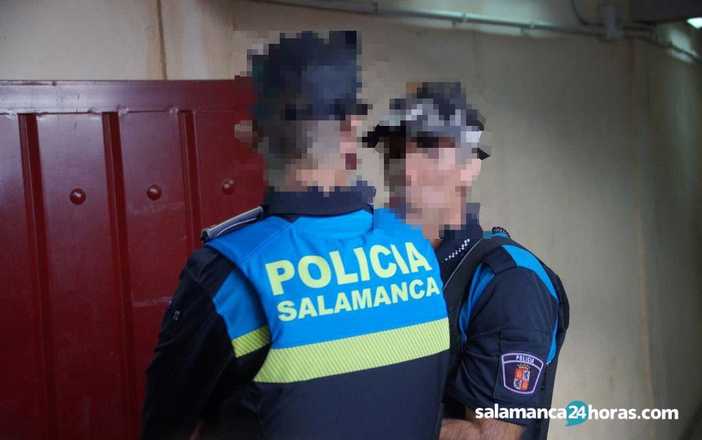 Policía Local de Salamanca en Alba de Tormes (7)