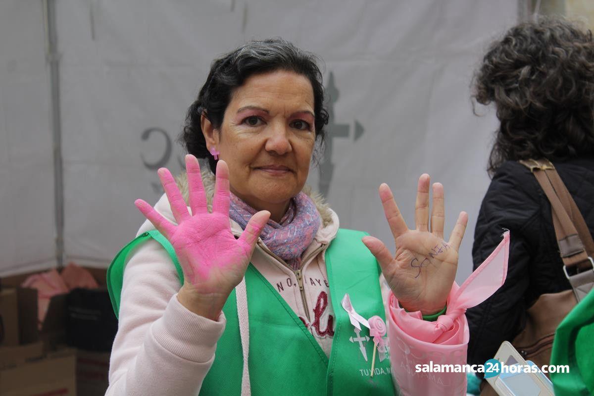 Acto contra el cáncer de mama (17)