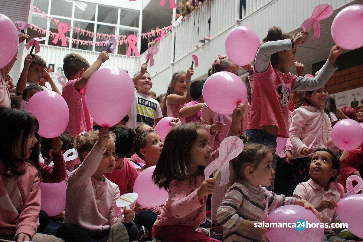 Conmemoracion dia del cancer en colegio antonio machado (15)