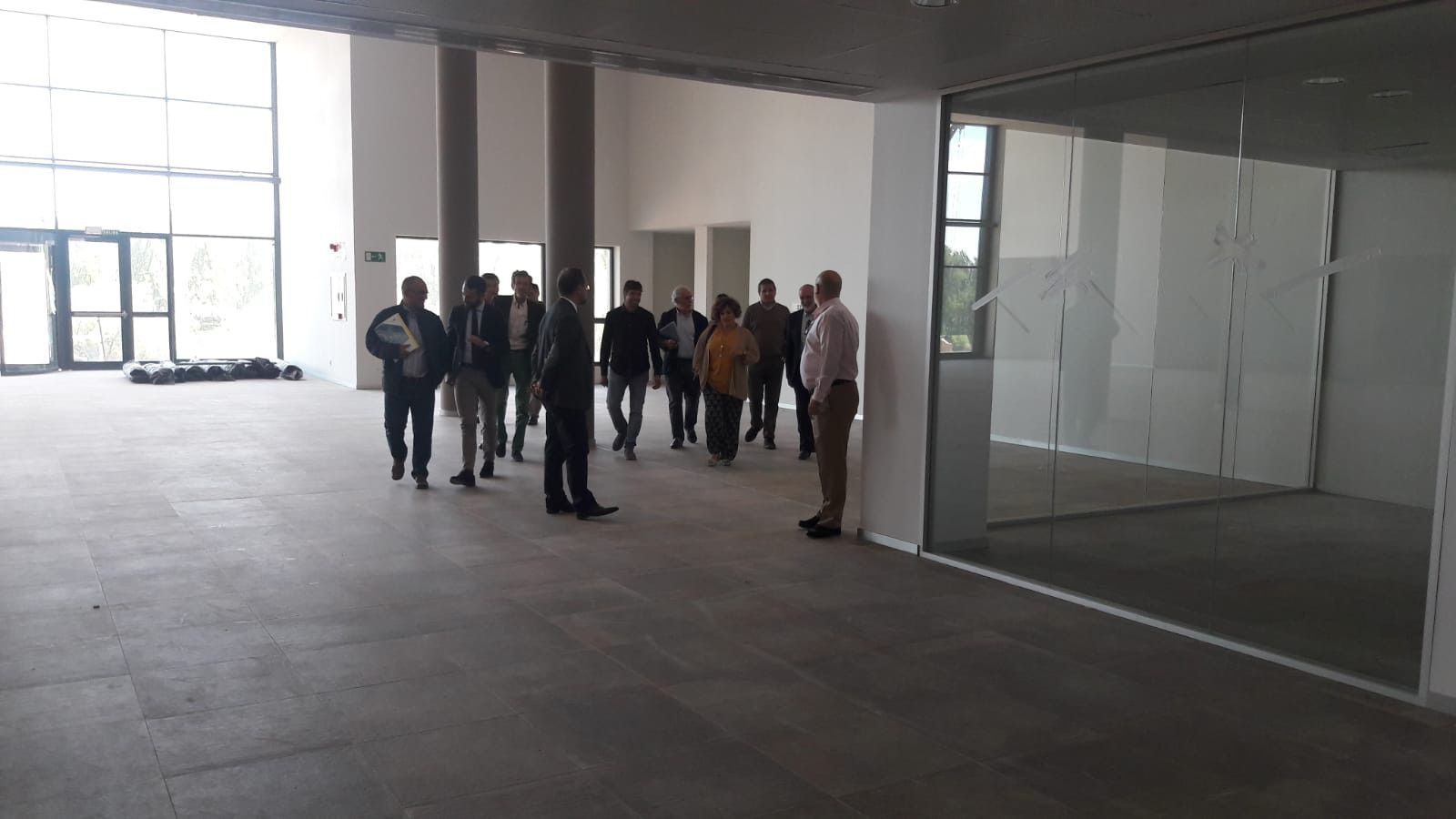 Recepción+hospital+Salamanca+11 09 2019