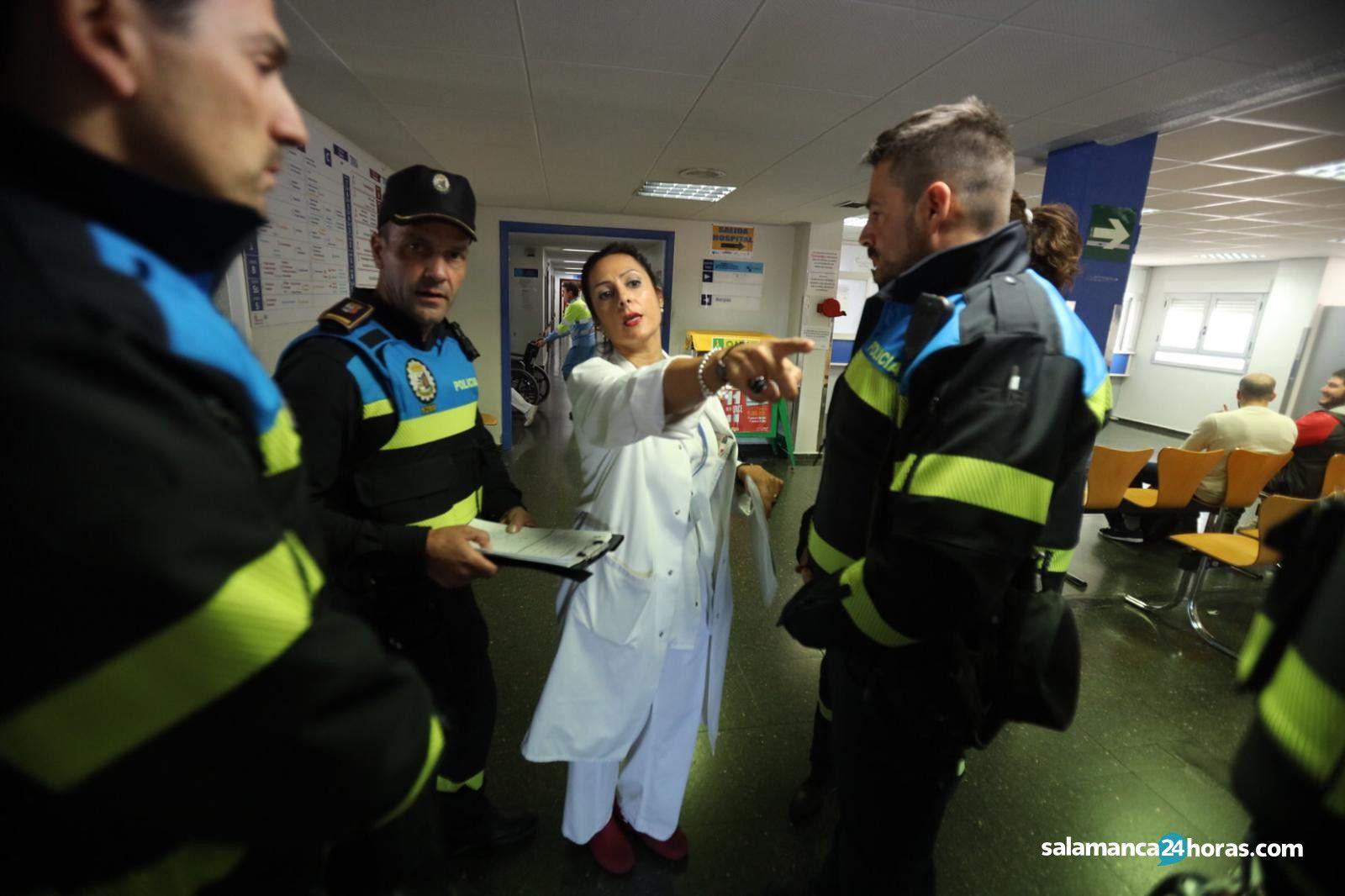 Simulacro en el hospital (2)