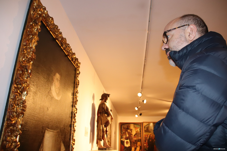 Javier Ortega visita el Museo  de Salamanca (51)