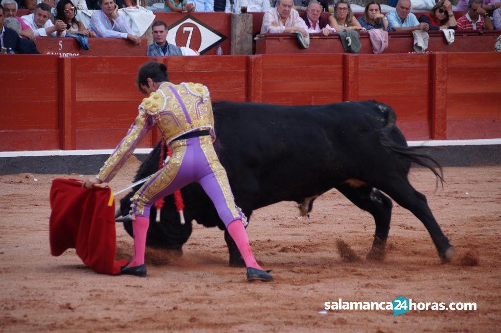 Alejandro Macos Tercer toro bis