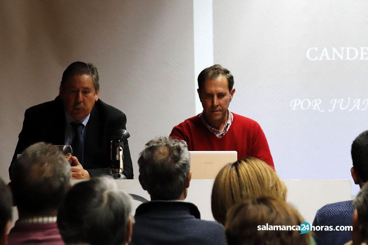 Inauguracion de las VIII Jornadas sobre Historia y Comercio e Industria en Salamanca (9)