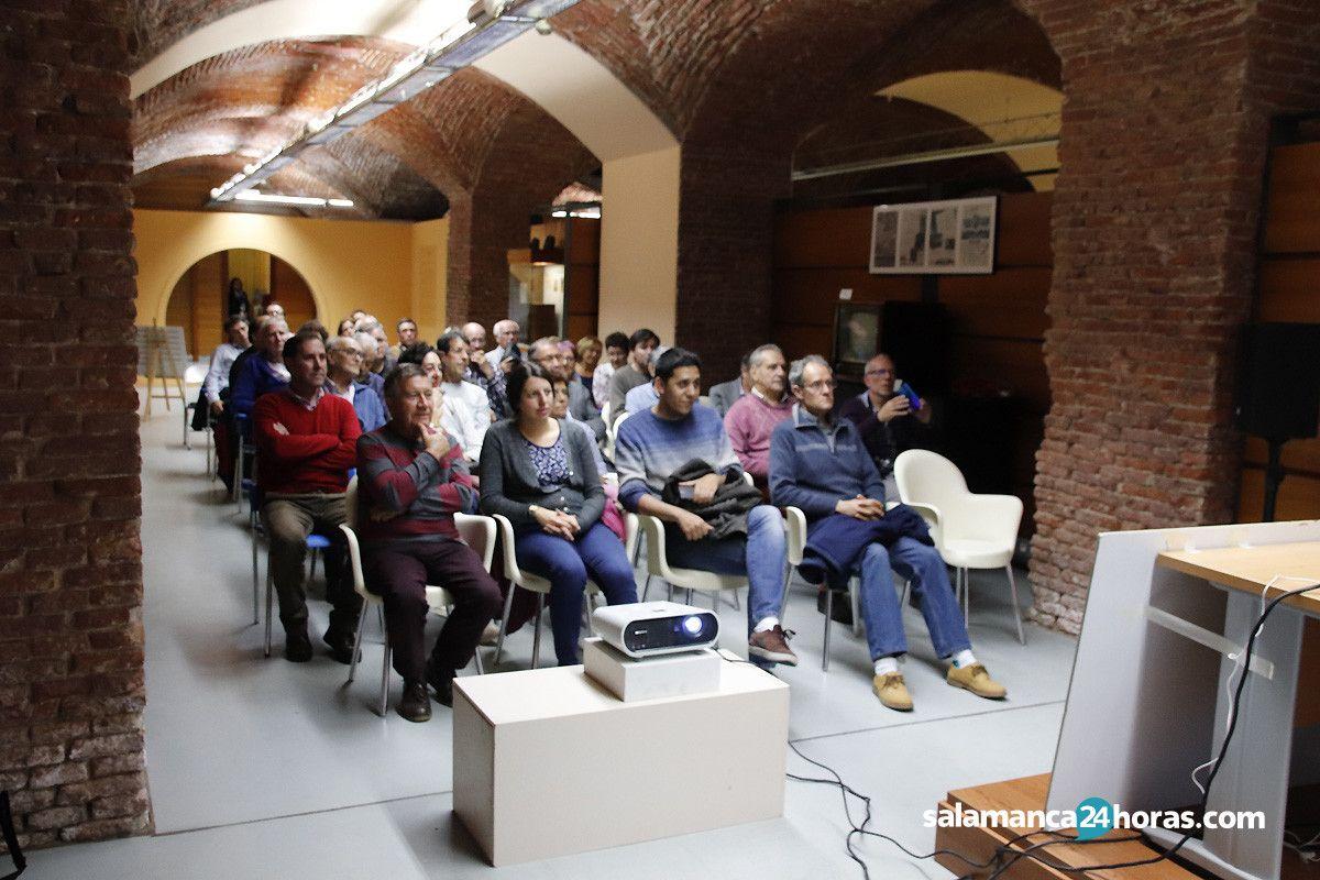 Inauguracion de las VIII Jornadas sobre Historia y Comercio e Industria en Salamanca (4)
