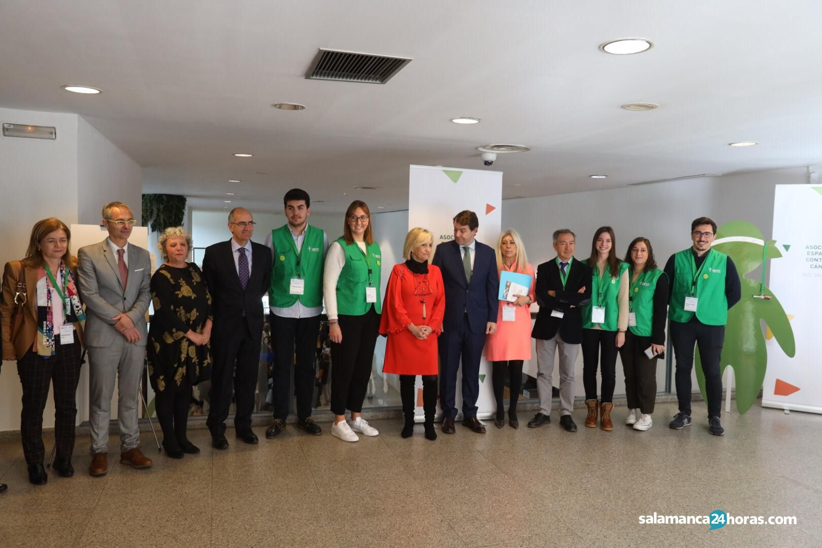 Congreso CyL para personas con cáncer y familiares (1)