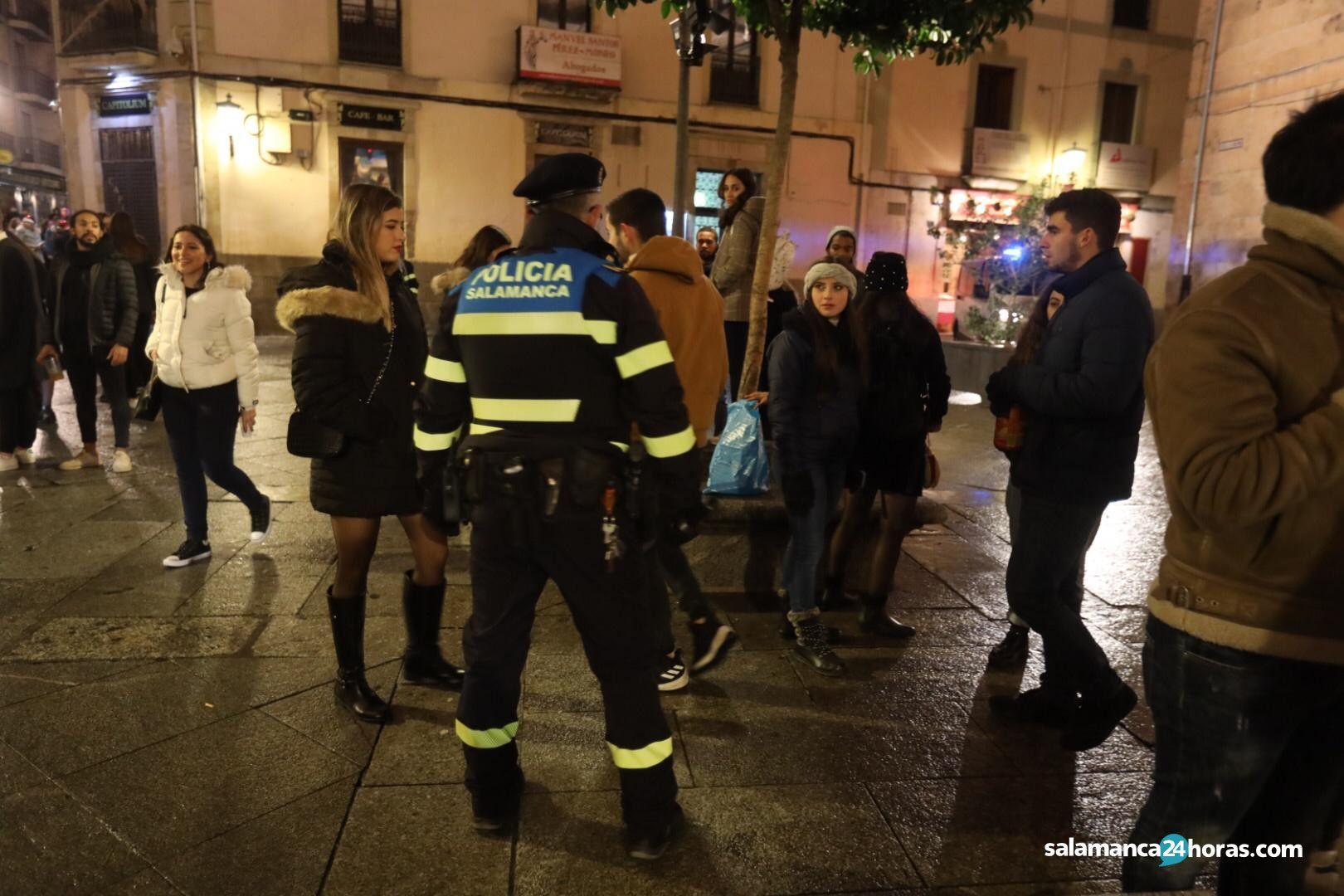 Polici?a Local alcohol FAU 2