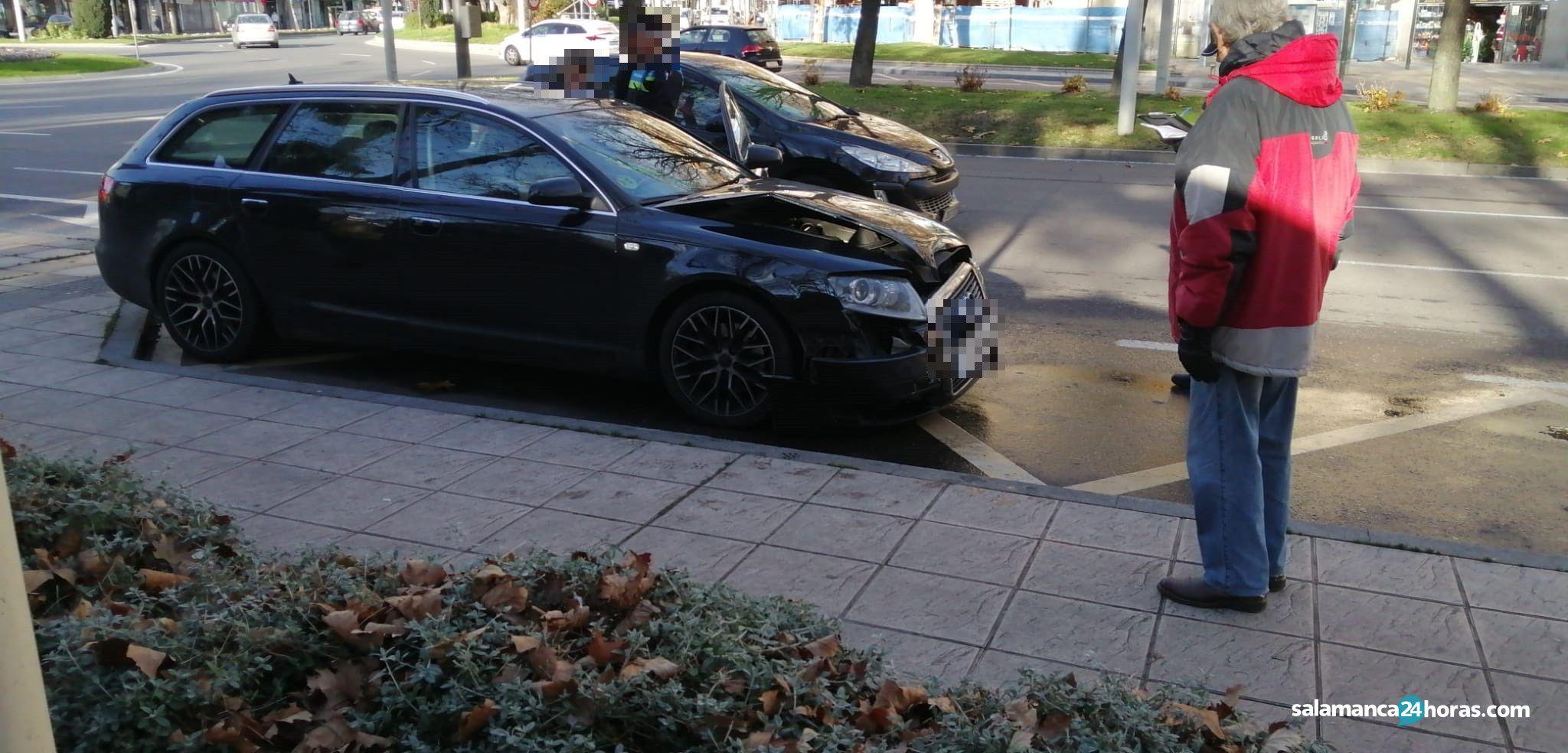 Accidente en Plaza España (6)