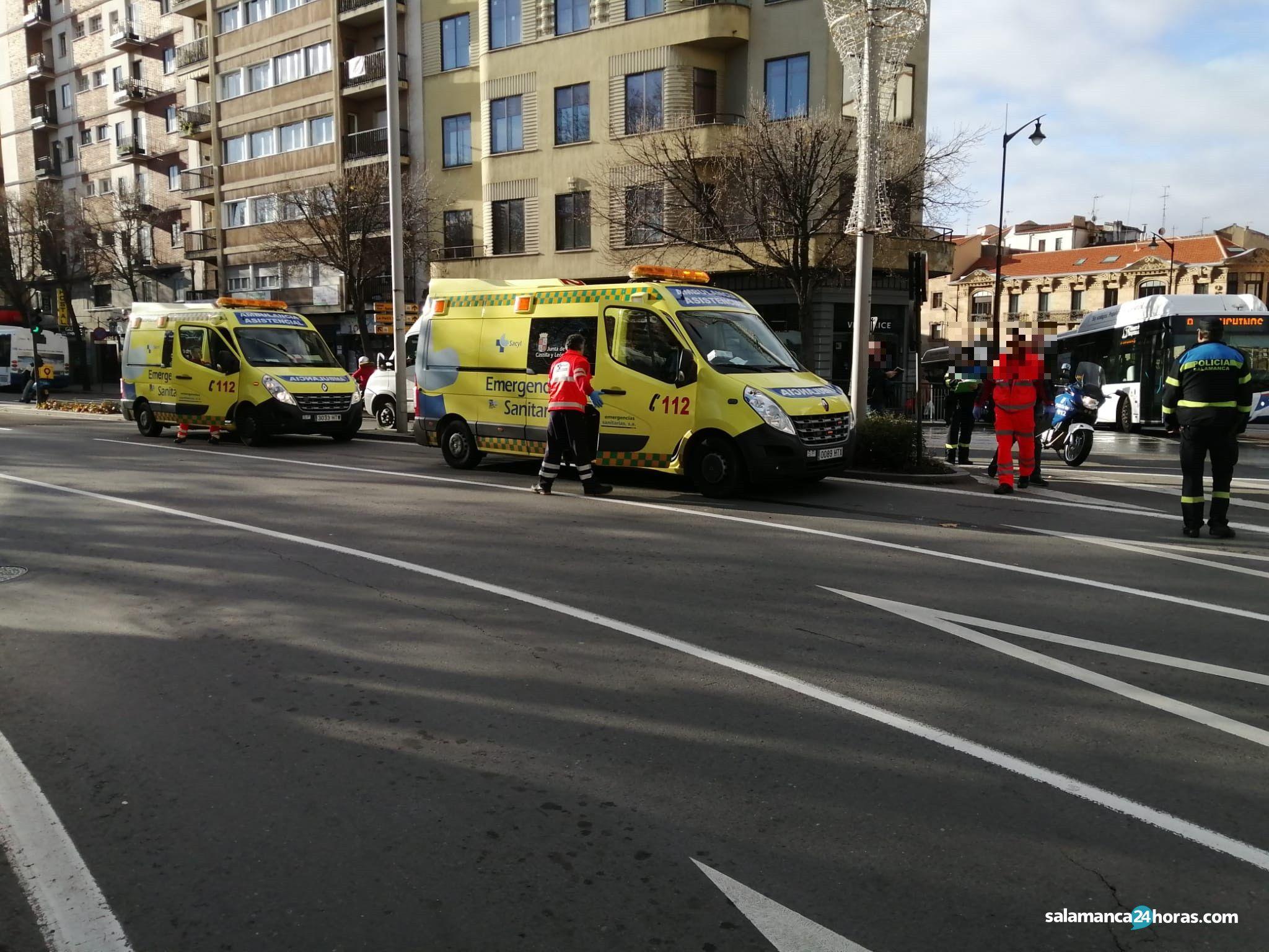 Accidente en Plaza España (8)