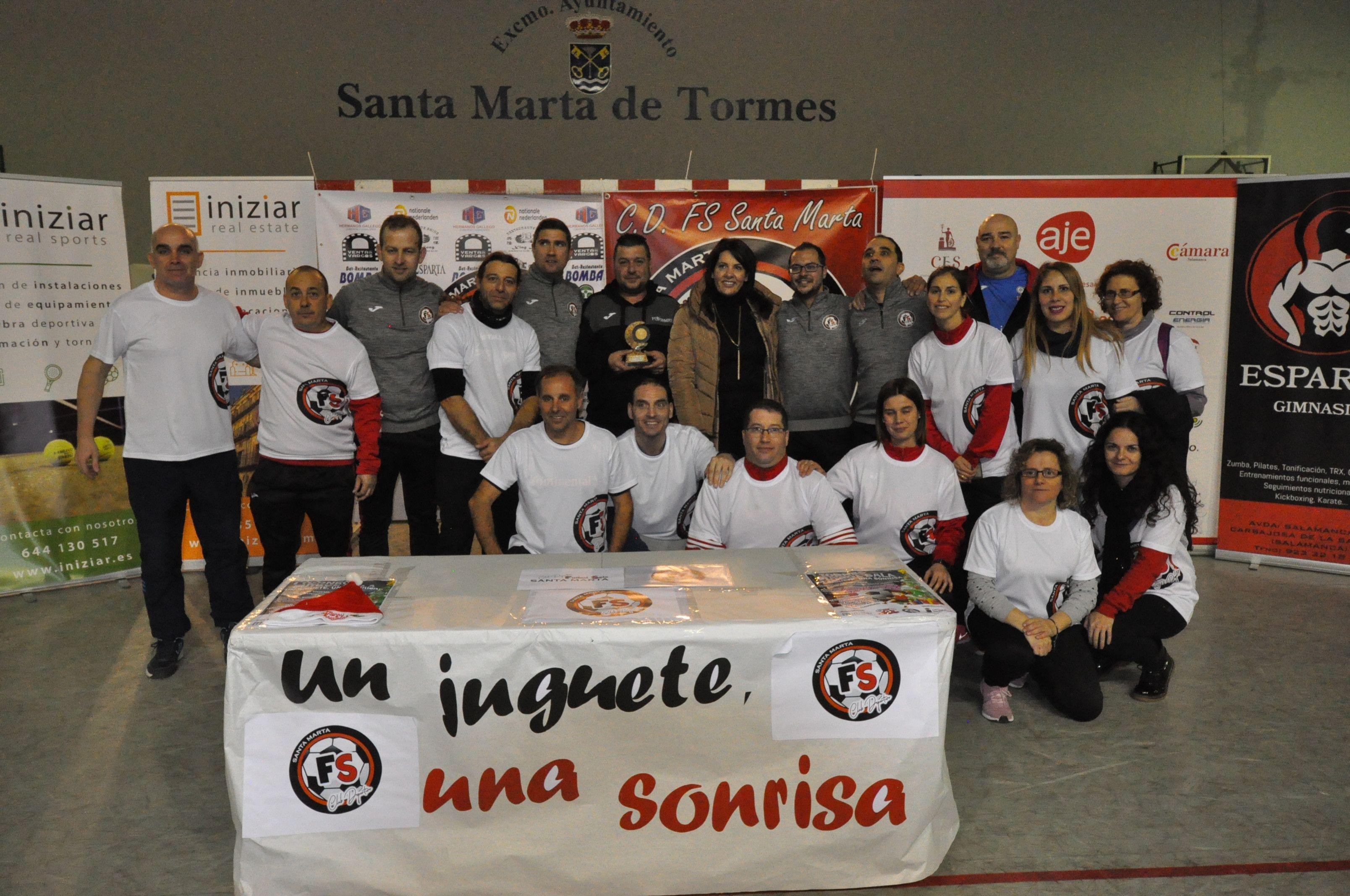 Torneo solidario Santa Marta (4)