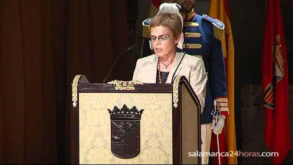 Cabero designa a Rosa Colorado como su número 2 en la candidatura del PSOE