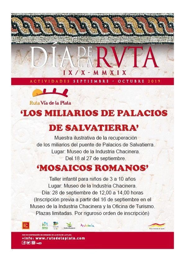 Dia Ruta Vu00eda de la Plata cartel