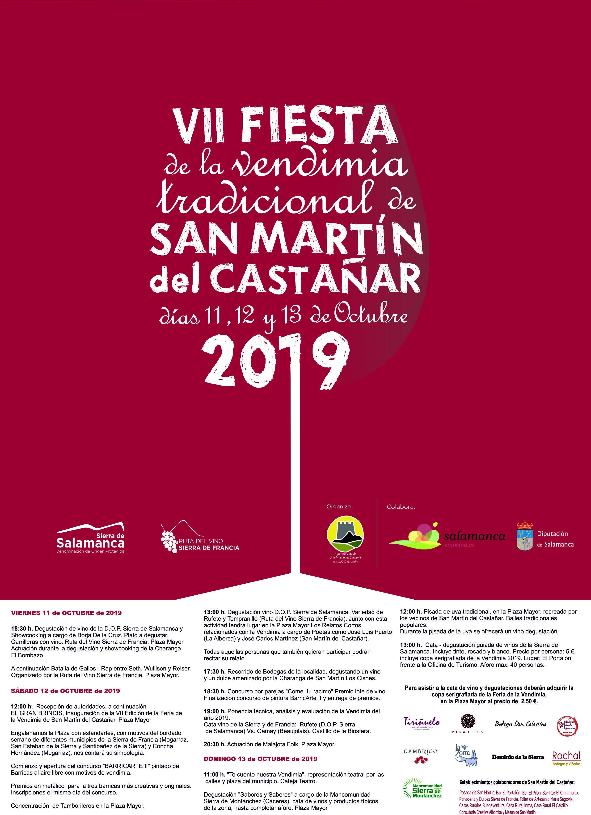 VII Feria Vendimia 2019