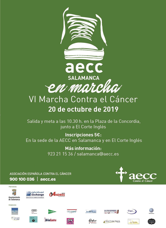 CARTEL AEECMarcha SALAMANCA 2019V2