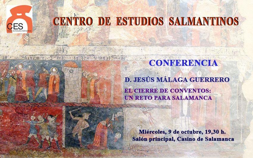 CES Conferencia Jesuu0301s Mau0301laga