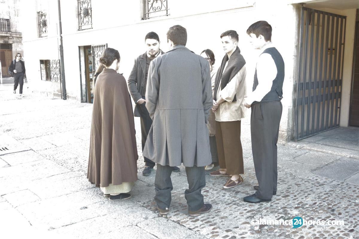 Rodaje Pobre y a pie en Salamanca (10) 1200x800