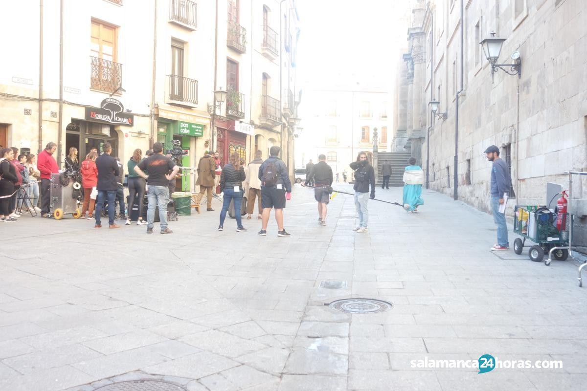 Rodaje Pobre y a pie en Salamanca (7) 1200x800