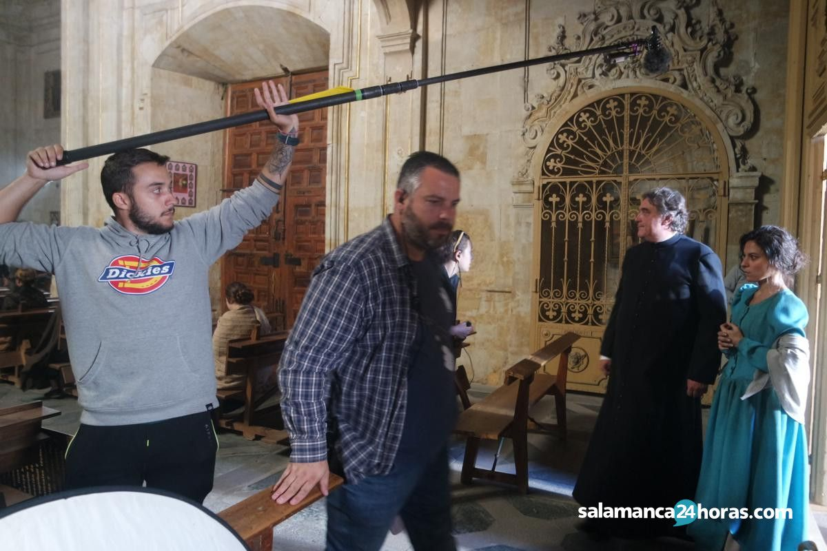 Rodaje Pobre y a pie en Salamanca (30) 1200x800