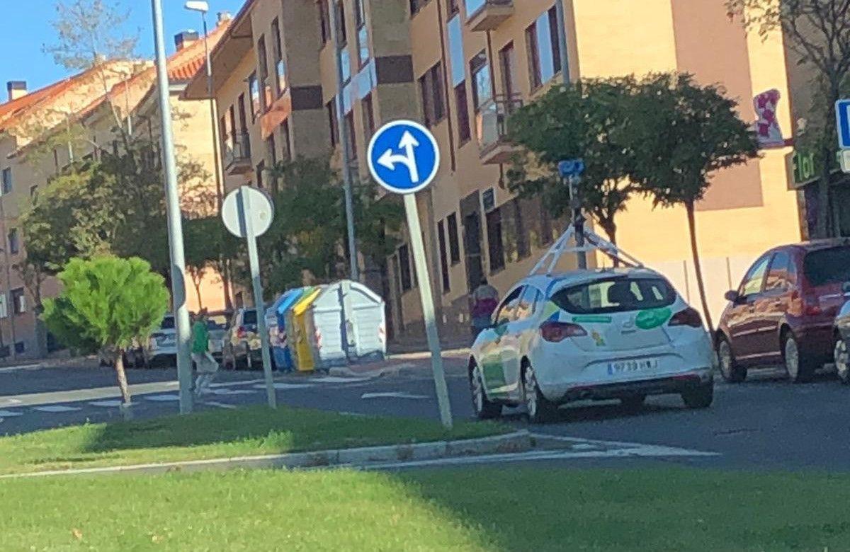 Coche Google Street 2