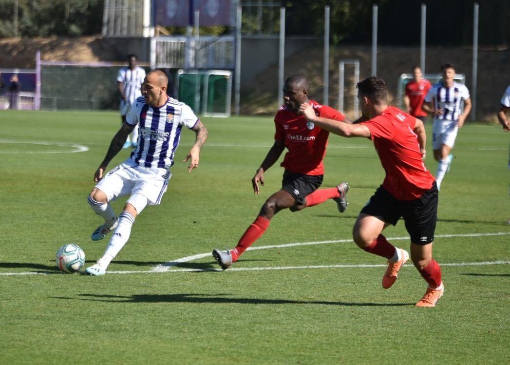 Real Valladolid   Salamanca CF UDS 2