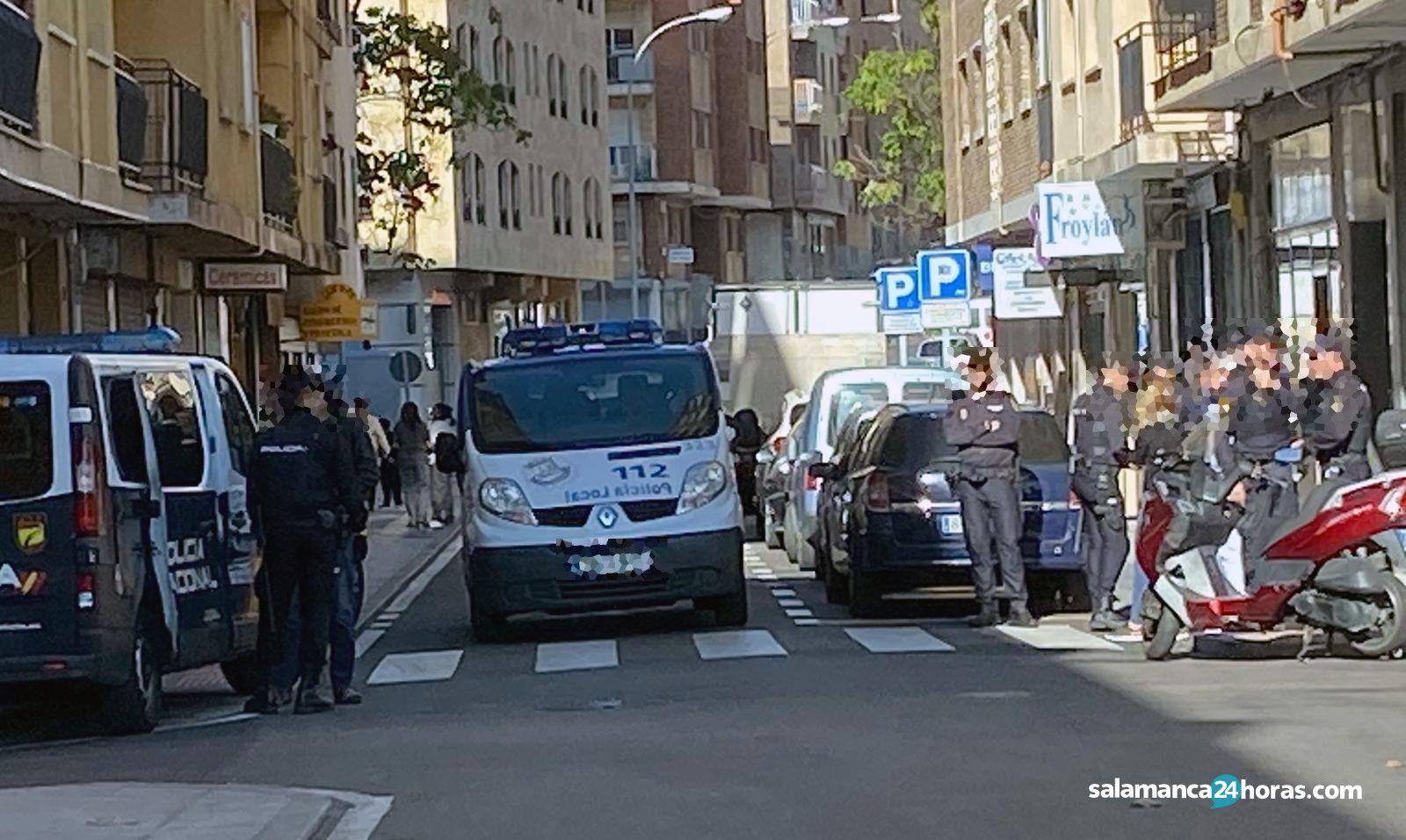 Polici?as Garrido