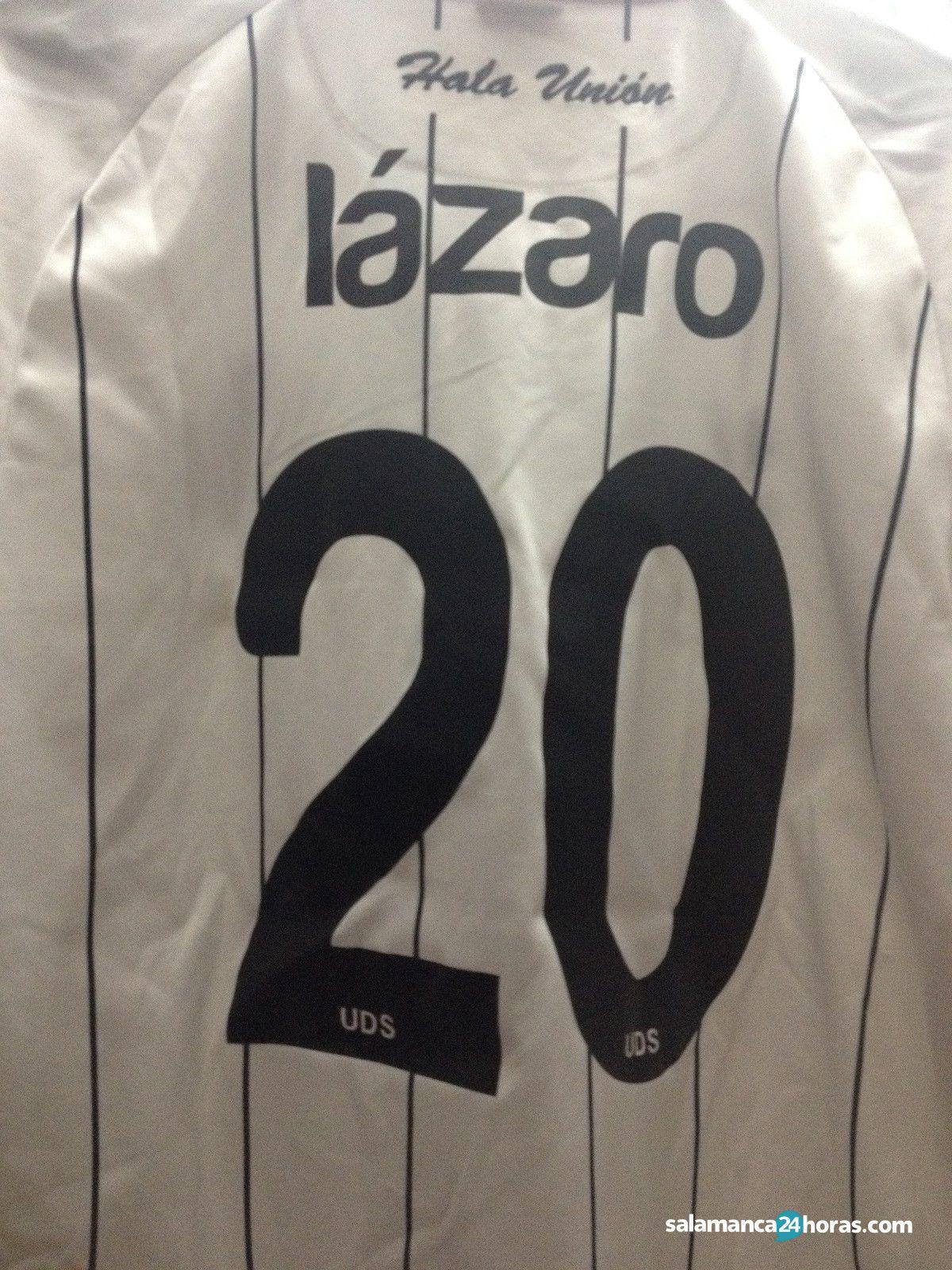 Camiseta David Lázaro (2)