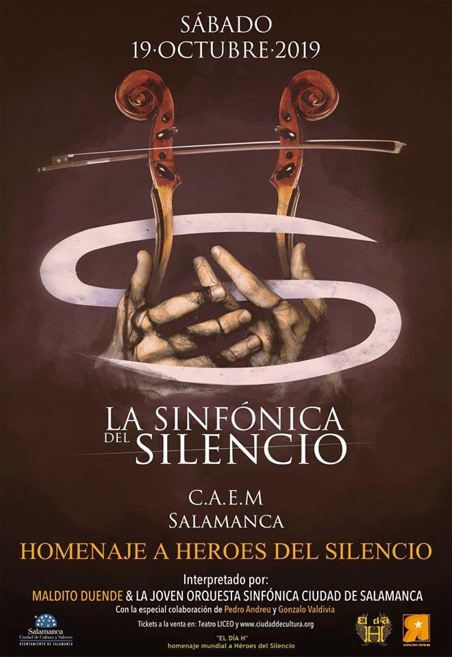 La Sinfu00f3nica del Silencio