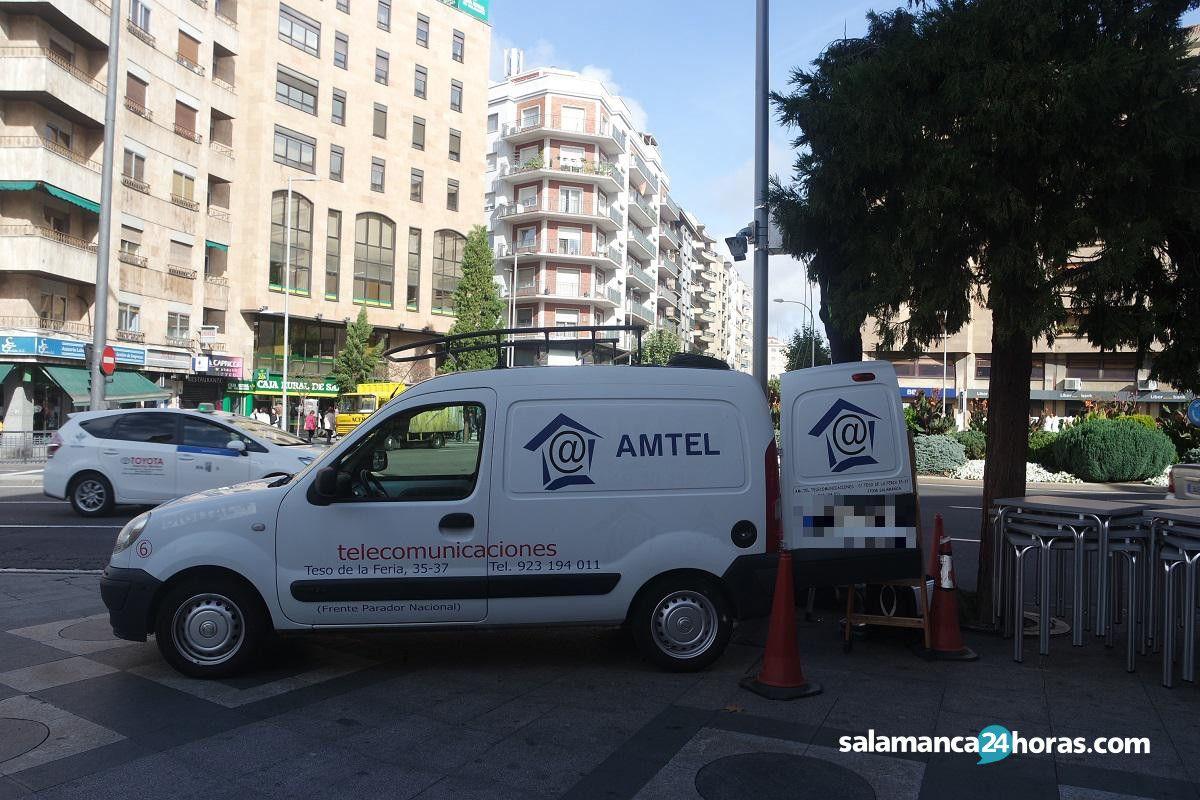 Instalación cámara puerta de Zamora 15 octubre 2019 1200x800